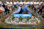 The 38th Annual Model Railroad Show was held Saturday November 14, 2009 at the Wisconsin Exposition Center at State Fair Park in Waukesha, Wisconsin.