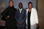D. Aiken & Associates Monthly Upscale Professional Business Mixer - Spotlight  on Etu Evans With Host Erna Blackman.Held at 333 Lounge, Brooklyn