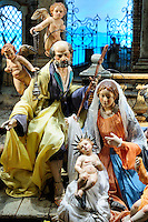 Nativity private apostolic palace at the Vatican, 23 January 2009