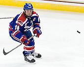 Riley Wetmore (UML - 16) - The Boston College Eagles defeated the visiting University of Massachusetts Lowell River Hawks 6-3 on Sunday, October 28, 2012, at Kelley Rink in Conte Forum in Chestnut Hill, Massachusetts.