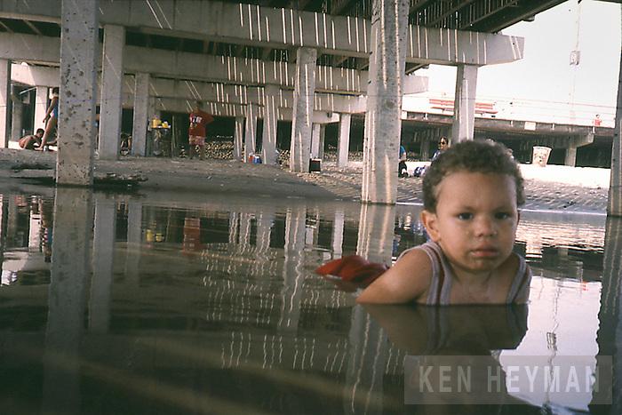 Coney Island, wading pool