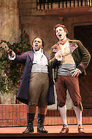 Seattle Opera's production of Barber of Seville, January 2011.