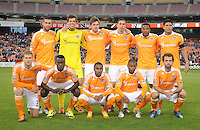 Houston Dynamo Starting Eleven. D.C. United defeated The Houston Dynamo 3-2 at RFK Stadium, Saturday April 28, 2012.