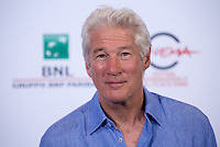 OCT 19 Richard Gere attends the 'Time Out of Mind' Photocall during the 9th Rome Film Festival