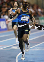 2009 USA Indoor Track & Field Championship,   Reggie Lewis Athletic Center, Boston, Ma.