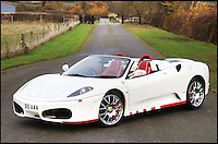 Ultimate garage sale -  Luxury cars go to auction.