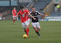 Dundee v St Mirren Scottish Cup 210117