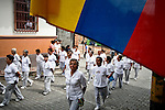 COL-Antioquia-Colombia Independence Day Celebrated in Tamesis