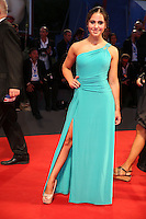 VENICE, ITALY - SEPTEMBER 09: Flavia Monteleone attends the premiere of 'On The Milky Road' during the 73rd Venice Film Festival a Sala Grande on September 9, 2016 in Venice, Italy.<br /> CAP/GOL<br /> &copy;GOL/Capital Pictures /MediaPunch ***NORTH AMERICA AND SOUTH AMERICAS ONLY***