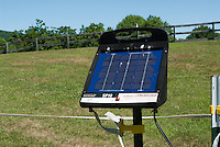 Solar powered Electric Deer Fencing Controller