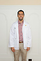 Mustafa Chopan. Class of 2017 White Coat Ceremony.