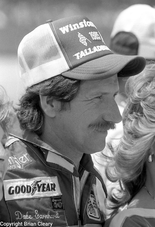 Dale Earnhardt Winston 500 at Alabama International Motor Speedway in Talladega , AL on May 5, 1985. (Photo by Brian Cleary/www.bcpix.com)