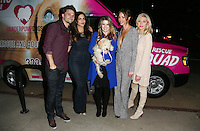 LOS ANGELES, CA - March 01: Tom Schwartz, Katie Maloney-Schwartz,  Pandora Vanderpump, Darling Sabo, Kristen Doute, Stassi Schroeder, At The Opening of The New Vanderpump Dogs Rescue Center At The Vanderpump Dogs Rescue Center In California on March 01, 2017. Credit: Faye Sadou/MediaPunch