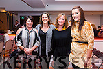 Enjoying a Night out at Strictly Come Dancing in the Sea Lodge in aid of Dromid GAA were l-r; Bunty Donnelly, Elaine O'Sullivan, Colette Murphy & Kate O'Shea.