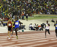 Jamaica National International Invitational Meet. May  1st. 2010