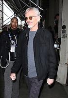NEW YORK, NY November 14:Billy Bob Thornton at AOL BUILD  to talk about his new movie Bad Santa 2 in New York City.November 14, 2016. Credit:RW/MediaPunch