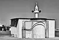 Mosque in Al Sheehaniya near Doha, Qatar