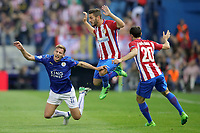 Atletico de Madrid and LEicester City