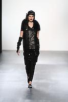 FEB 11 NICHOLAS K show at New York Fashion Week