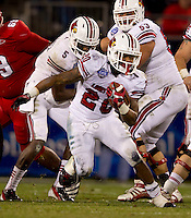 Belk Bowl, North Carolina State University vs University of Louisville December 27 2011