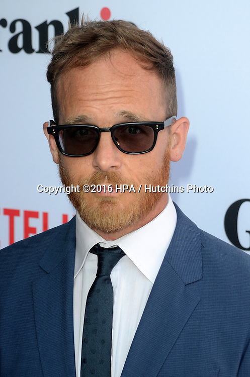 LOS ANGELES - MAY 1:  Ethan Embry at the Grace & Frankie Season 2 Premiere Screening at the Harmony Gold on May 1, 2016 in Los Angeles, CA