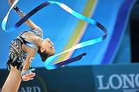 August 30, 2013 - Kiev, Ukraine - SON YEON-JAE of South Korea performs at 2013 World Championships.