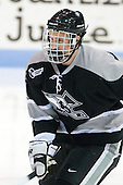 Tim Schaller (Providence - 11) - The Northeastern University Huskies defeated the visiting Providence College Friars 5-0 on Saturday, November 20, 2010, at Matthews Arena in Boston, Massachusetts.