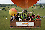 20111221 Hot Air Balloon Gold Coast 21 December