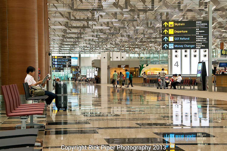 how to get from changi airport to johorbartu