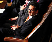 United States House Majority Leader Eric Cantor (Republican of Virginia) looks around the U.S. House Chamber from his seat on the floor at the opening of the 112th Congress in the U.S. Capitol in Washington, D.C. on Wednesday, January 5, 2011..Credit: Ron Sachs / CNP.(RESTRICTION: NO New York or New Jersey Newspapers or newspapers within a 75 mile radius of New York City)