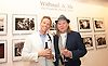 Withnail &amp; Me: The Finale by Murray Close<br /> photography exhibition<br /> Withnail &amp; Me: The Finale. <br /> <br /> by photographer Murray Close<br /> at <br /> Proud Camden Exhibition <br /> Camden Market, London, Great Britain <br /> 20th June 2013 <br /> <br /> Kayvan Novak<br /> Murray Close<br /> <br /> Photograph by Elliott Franks