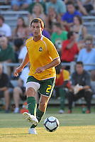 Zach Bauer-AC St Louis...AC St Louis defeated Portland Timbers 3-0 at Anheuser-Busch Soccer Park, Fenton, Mssouri.