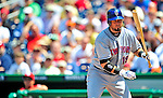 7 June 2009: New York Mets' right fielder Ryan Church in action during a game against the Washington Nationals at Nationals Park in Washington, DC. The Mets shut out the Nationals 7-0 to take the third game of the weekend series. Mandatory Credit: Ed Wolfstein Photo