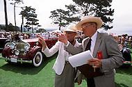 August 26th, 1984. 1939 Rolls-Royce PIII Labourdette Cabriolet