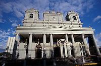 The Metropolitan Cathedral or Catedral Metropolitano facing Parque Central, San Jose, Costa Rica