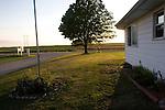 Farmhouse, Griffieon Family Farm, Ankeny, Iowa.