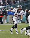 JOHN LYNCH, of the Denver Broncos  in action during the Broncos game against the Oakland Raiders on December 2, 2007 in Oakland, California...RAIDERS  win 34-20..SportPics