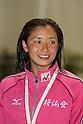 Hanae Ito, FEBRUARY 11, 2012 - Swimming : The 53rd Japan Swimming Championships (25m) Women's 50m Freestyle Victory Ceremony at Tatsumi International Swimming Pool, Tokyo, Japan. (Photo by YUTAKA/AFLO SPORT) [1040]