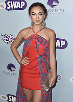 "HOLLYWOOD - OCTOBER 5:  Devyn Nekoda at the Los Angeles premiere of ""The Swap"" at ArcLight Hollywood on October 5, 2016 in Hollywood, California. Credit: mpi991/MediaPunch"