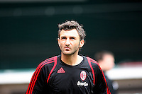 Kakha Kaladze of A.C.Milan during a practice session at RFK training facility in Washington D.C. on May 24, 2010.