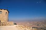 Jordan, a view northwest of Mount Nebo&amp;#xA;<br />