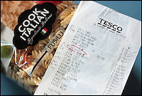 BNPS.co.uk (01202 558833)<br /> Pic: SallyAdams/BNPS<br /> <br /> ***Please use full byline***<br /> <br /> The dried pasta from Tesco in Salisbury which had dozens of weevils crawling around in it.<br /> <br /> Fears have been raised that a batch of supermarket pasta could be contaminated with beetle bugs after a second customer discovered an infestation in a packet.<br /> <br /> Mary Randall, 60, was about to start cooking dinner when she found a swarm the black weevil bugs inside her unopened bag of fusilli pasta.<br /> <br /> Mrs Randall, from Ringwood, Hants, purchased the 500g bag from a branch of Tesco in Salisbury.<br /> <br /> She is the second person in as many weeks to have discovered the swarm of bugs in the 'Cook Italian' pasta packets.