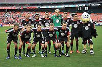 D.C. United Starting Eleven. The New England Revolution defeated D.C. Untied 2-1, at RFK Stadium, Saturday July 27 , 2013.