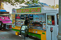 New York Galbi, Temoki, Gourmet Food Trucks, Mid Wilshire District,  Los Angeles CA