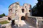 Kinizsi castle - Nagyv&aacute;zsony [ Nagyvazsony ], Balaton, Hungary