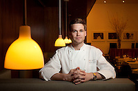 Chef Marcus Jernmark, Aquavit, New York