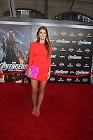 "LOS ANGELES - APR 11:  Audrina Patridge arrives at ""The Avengers"" Premiere at El Capitan Theater on April 11, 2012 in Los Angeles, CA"