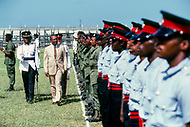 ANNIVERSARY OF US MARINES LANDING IN GRENADA
