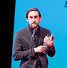 The Critics' Circle National Dance Awards 2016 <br /> at the Lilian Baylis Studio, Sadler's Wells, London, Great Britain <br /> <br /> 6th February 2017 <br /> <br /> Jonathan Watkins <br /> WINNER <br /> <br /> Best Classical Choreography <br /> sponsored by the Ballet Association <br /> for 1984 <br /> <br /> Photograph by Elliott Franks <br /> Image licensed to Elliott Franks Photography Services