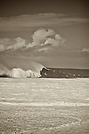 Black and White,photo,pipeline,surf photo,Hawai